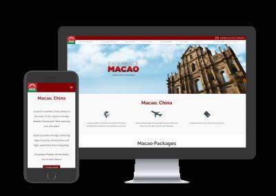 Visit Macao